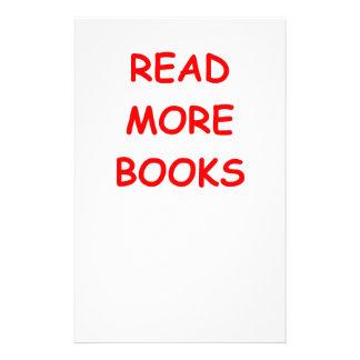 books customized stationery