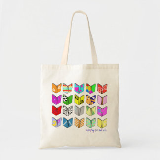 Books! Tote Bag