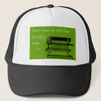 books you know trucker hat