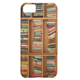 Bookshelf background iPhone 5C case