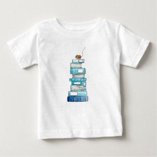 Bookstack Baby T-Shirt