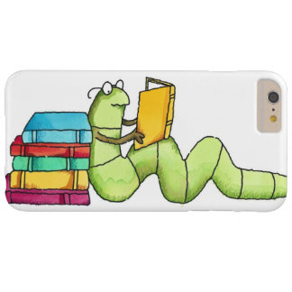 Bookworm Barely There iPhone 6 Plus Case