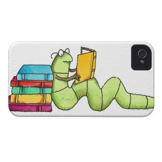 Bookworm iPhone 4 Case-Mate Cases