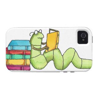 Bookworm Vibe iPhone 4 Case