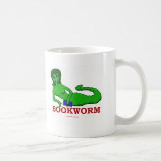 Bookworm Girl Coffee Mug