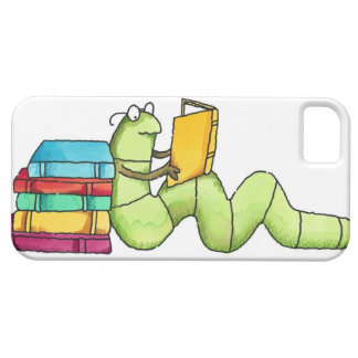 Bookworm iPhone 5 Cover