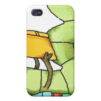 Bookworm iPhone 4/4S Case
