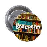 Bookworm Pin