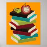 Bookworm Posters
