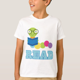 Bookworm Read T-Shirt