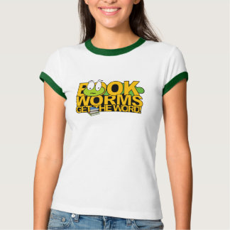 BOOKWORM shirt - choose style, color