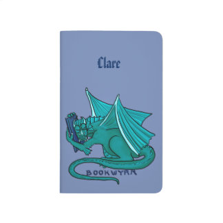 Bookwyrm Book Hug Pocket Notebook