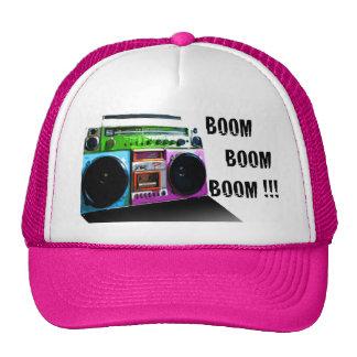boom boom boom box hat