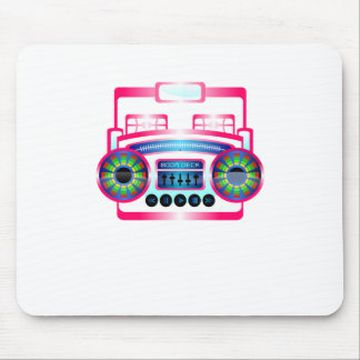 Boom Box by Chillee Wilson Mouse Pad