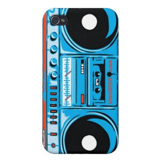 Boom Box EYEPhone 4 Case