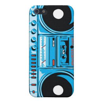 Boom Box EYEPhone 4 Case iPhone 5/5S Cases