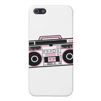 boom box iPhone 5/5S cases
