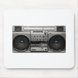 Boom Box Mouse Pad