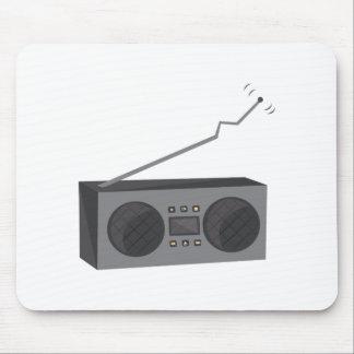 Boom Box Mousepad