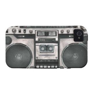 Boom Box Phone Case Vibe iPhone 4 Case