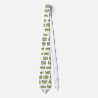 Boom Box Tie