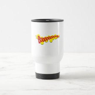 Boom Cartoon Pow Zap Coffee Mug