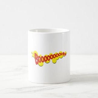 Boom Cartoon Pow Zap Coffee Mugs