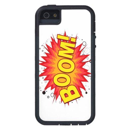 Boom! iPhone 5 Cases