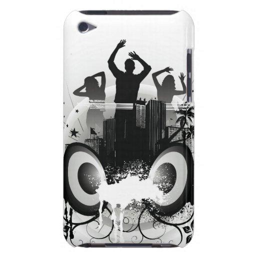 Boom City iPod Case-Mate Case