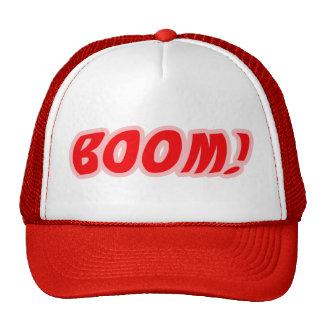 BOOM TRUCKER HATS