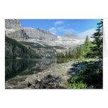 Boom Lake National Park British Columbia Canada Greeting Card