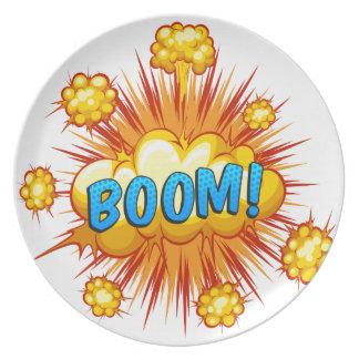 Boom Plate