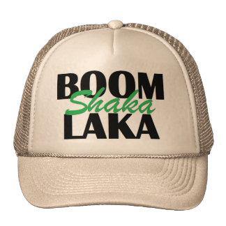 BOOM SHAKA LAKA Hat by Richy Calderon