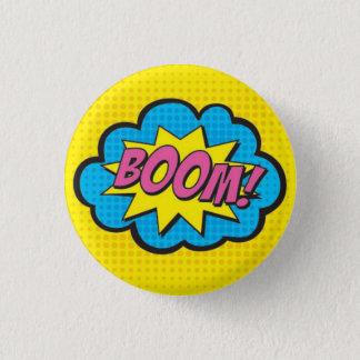 BOOM! Super Girl Pin GV2