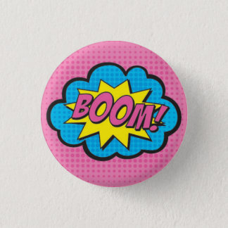 BOOM! Superhero Pin GV2