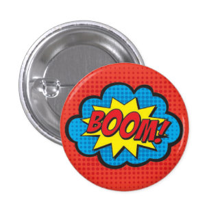 BOOM! Superhero Pin PC