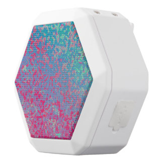 Boombot Rex Speaker Colorful Corroded Background
