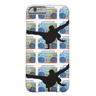 Boombox B-Boy iPhone 6 Case