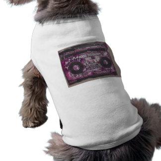 BOOMBOX by Von Knoblock Sleeveless Dog Shirt