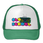 Boombox Mesh Hats