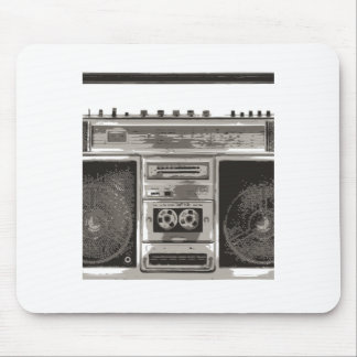 Boombox Mouse Pad