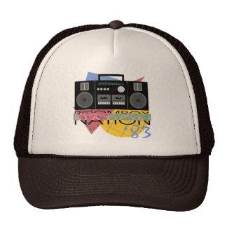 Boombox Nation 83 Cap
