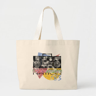 Boombox Nation 83 Tote Bags
