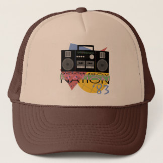 Boombox Nation 83 Trucker Hat