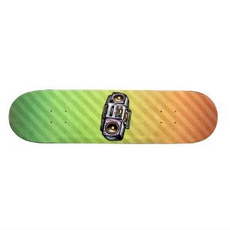 Boombox Skate Deck