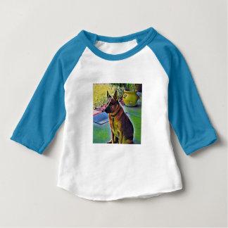 """""""Boomer"""" Baby/Toddler Raglan Tee Shirt"""