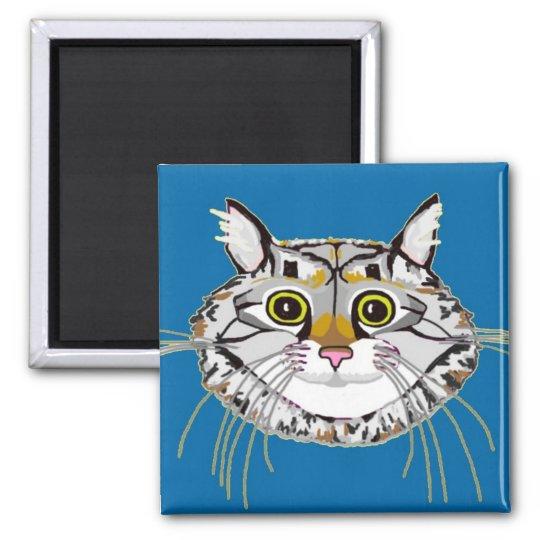 Boomer Cheshire Cat Magnet