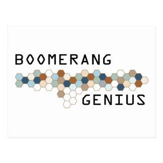 Boomerang Genius Post Cards