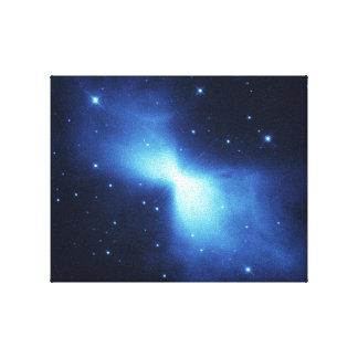 Boomerang Nebula Gallery Wrap Canvas