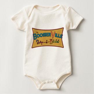 Boomerville Shop-a-Rama Logo Gear Creeper